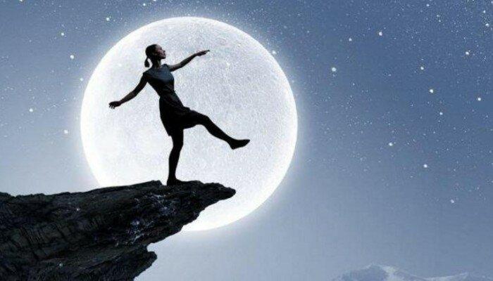 воздействие луны