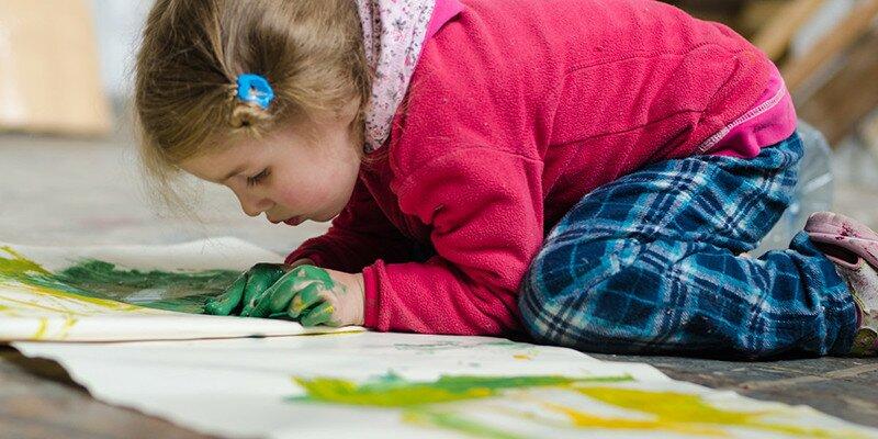 Арт терапия в работе с детьми