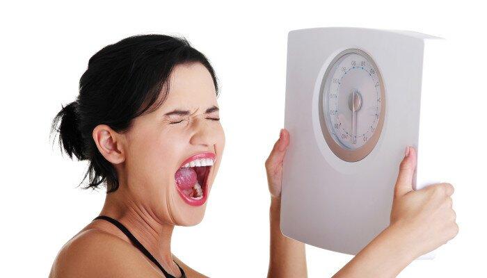 потеря веса при стрессе