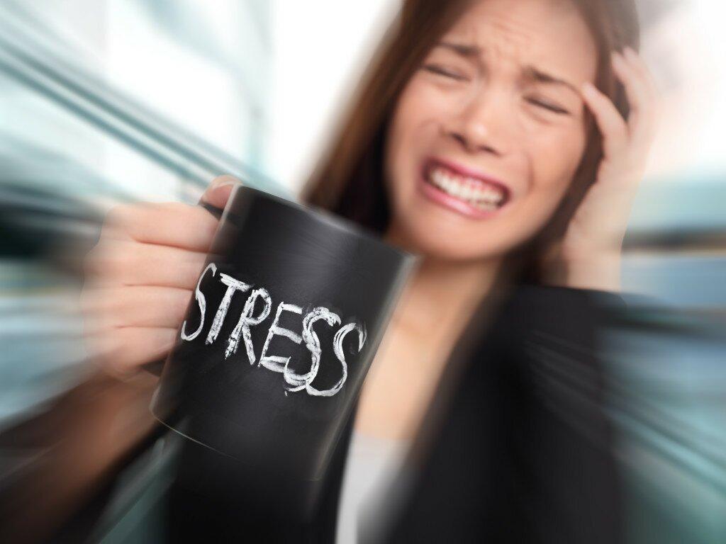 Виды стресса