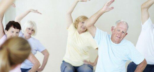 зарядка при болезни Паркинсона
