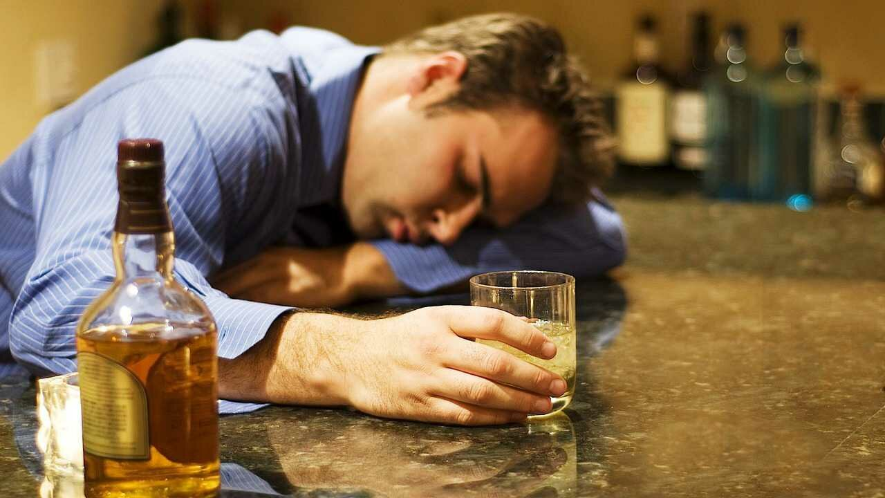 Алкогольная шизофрения