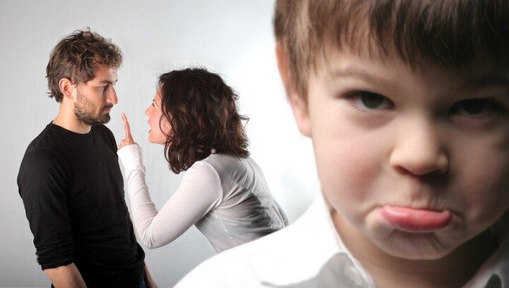 постоянные скандалы в семье
