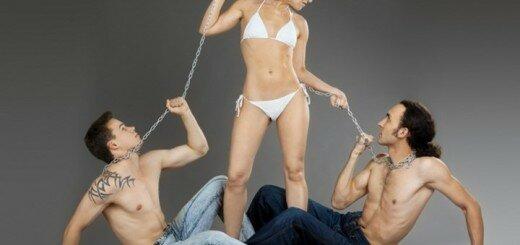 нимфомания у женщин