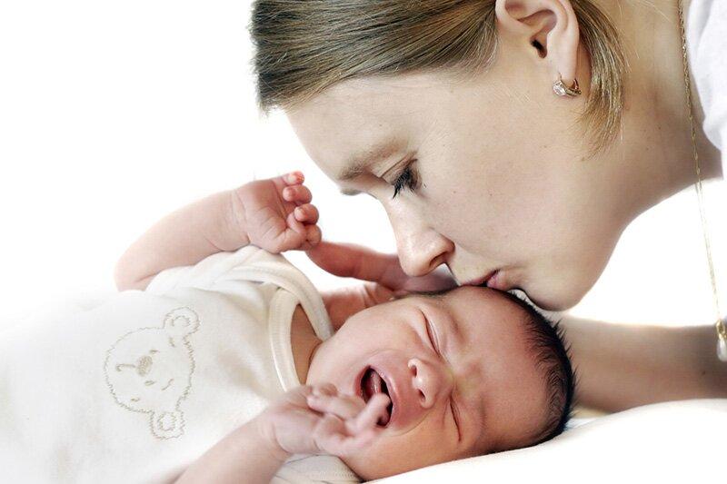 Эпилепсия у новорожденного ребенка