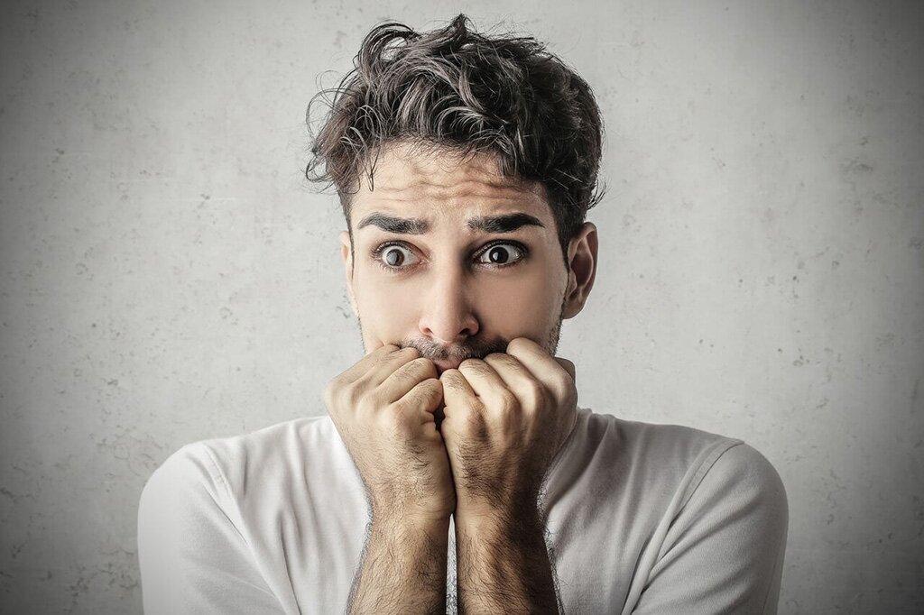 Невроз навязчивых движений у мужчин