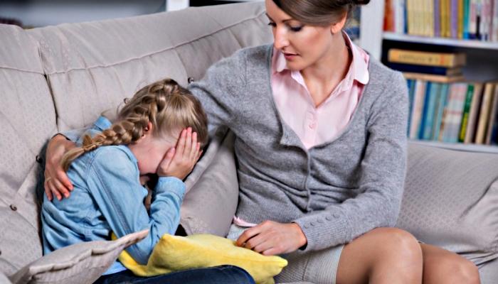 Истерика у ребёнка - повод для родителей задуматься
