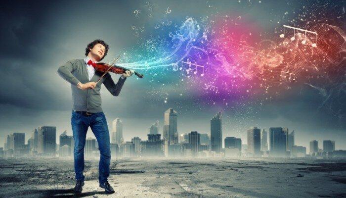 музыкальные галлюцинации