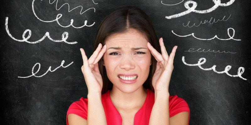 Тяжесть и боли в голове – типичные жалобы при неврозе