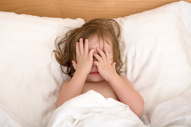 пробуждения по ночам детей – абсолютно нормально