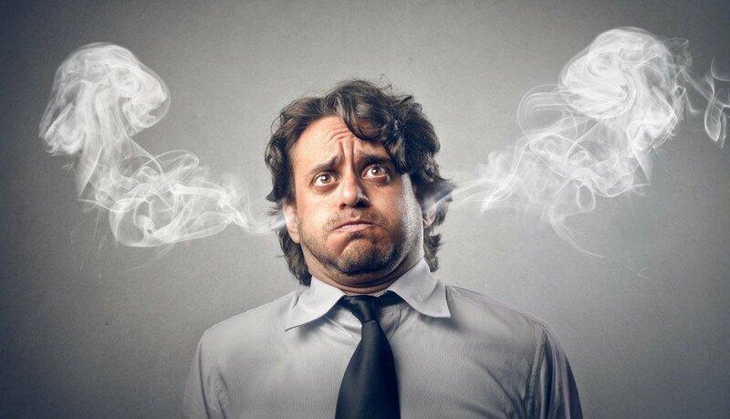 механизмы стресса