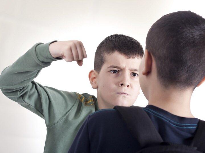 Агрессия в подростковом возрасте