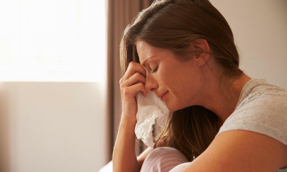 Причины депрессивного невроза