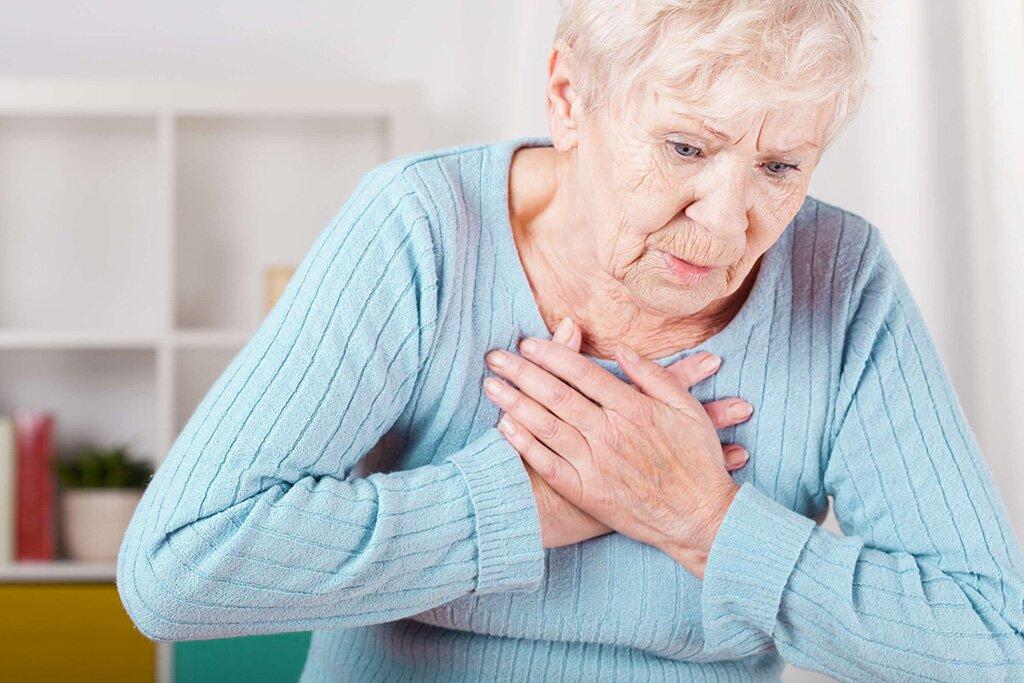 Бред ущерба у пожилых людей