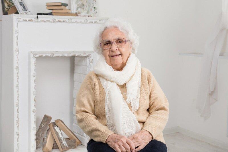 Острая стадия болезни у пожилых людей