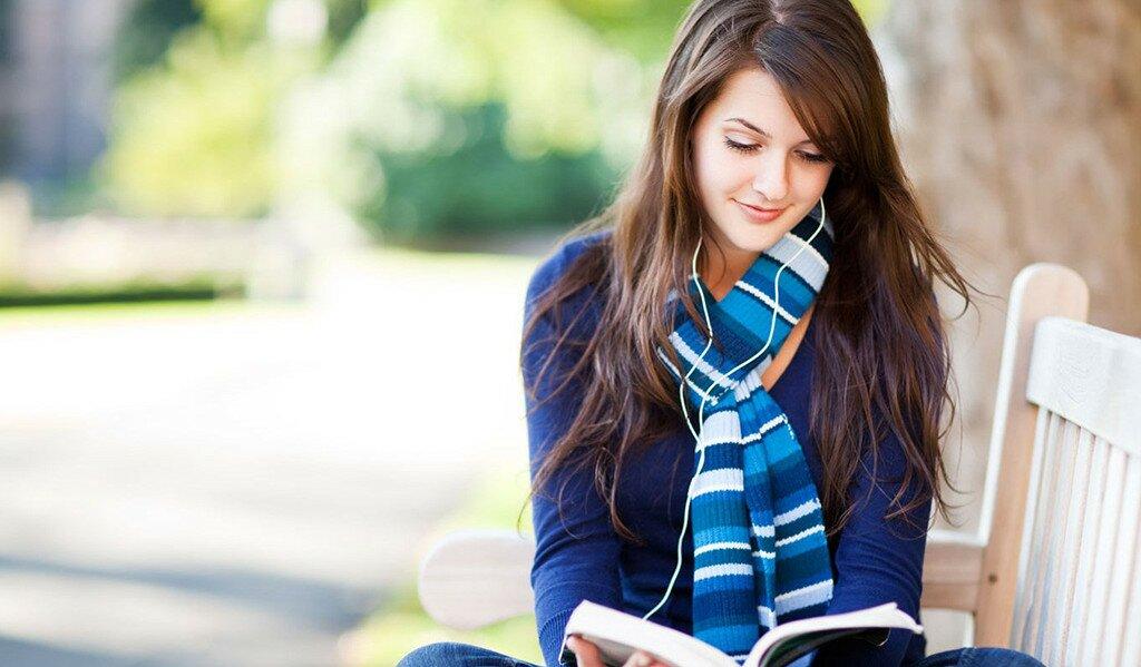 Музыка успокаивает при стрессе