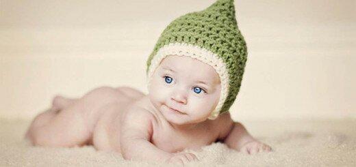 Гипертонус у малыша