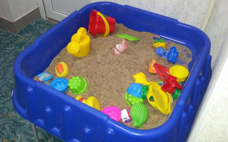 Фигурки для песочной терапии