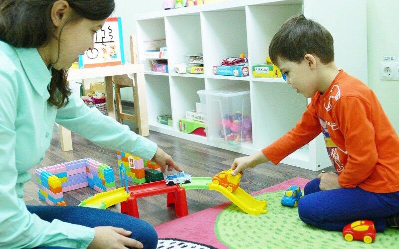 Игротерапия в детском саду