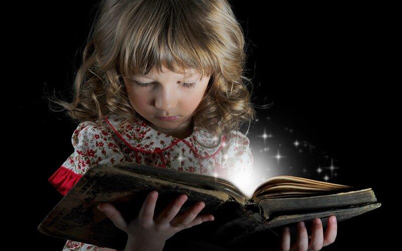 Сказки для сказкотерапии для дошкольников